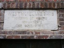 Westmoreland Davis