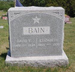 David Emery Bain