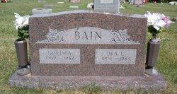 Ora Lee Bain