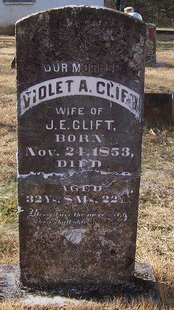 Violet Adeline Addie <i>Wilson</i> Clift