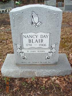 Nancy <i>Day</i> Blair