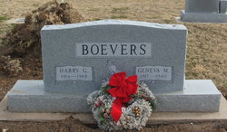 Geneva M Boevers