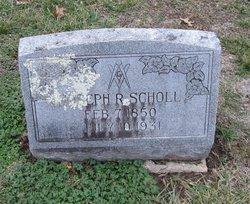 Joseph Reese Scholl