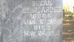 Susan Matilda Bourquardez