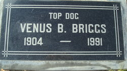 Venus Blanche <i>Mason</i> Briggs