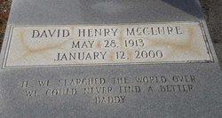 David Henry McClure