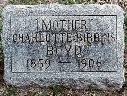 Charlotte Rose <i>Bibbins</i> Boyd
