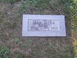 Ella Gladys <i>Settle</i> Rhamy