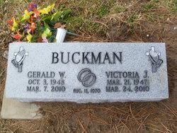 Gerald Wayne Jerry Buckman, Sr