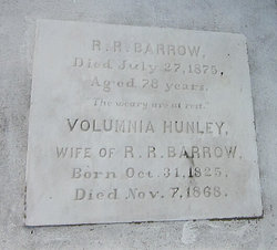 Robert Ruffin R.R. Barrow
