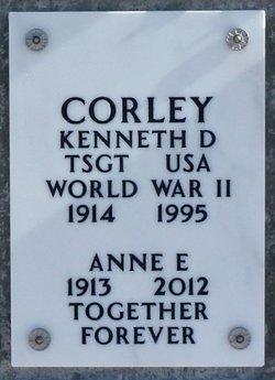 Kenneth D Corley
