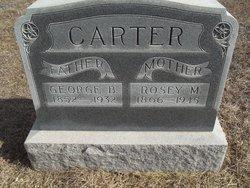Rosey Carter