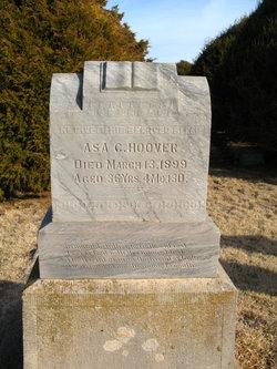 Asa C Hoover