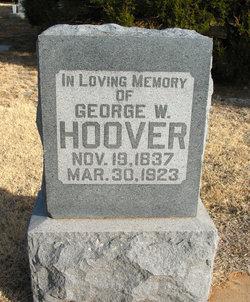 George W Hoover