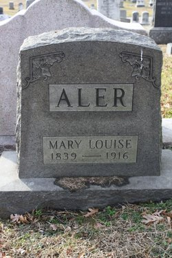 Mary Louise <i>Kilgrove</i> Aler