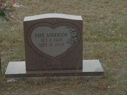 Faye Anderson