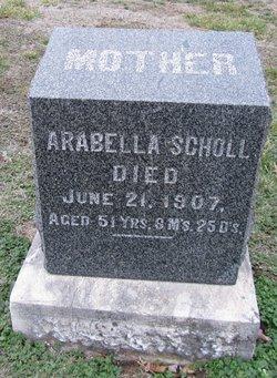 Arabella Belle <i>Tharp</i> Scholl
