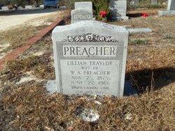 Lillian <i>Traylor</i> Preacher