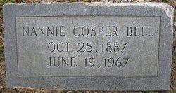 Nannie <i>Cosper</i> Bell