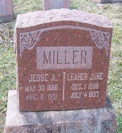 Jesse A. Miller