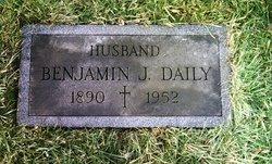 Benjamin James Daily