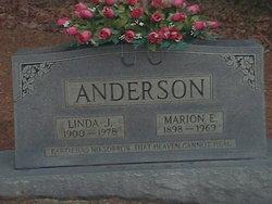 Marion E. Anderson