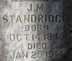 James Monroe Standridge