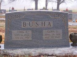 Cora <i>S</i> Busha