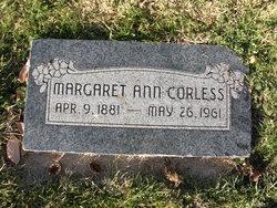 Margaret Ann Corless