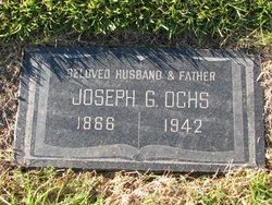 Joseph George Ochs