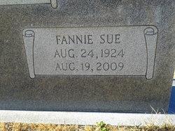 Fannie Sue Amos