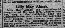 Lillie May Abner