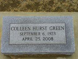 Colleen <i>Hurst</i> Green