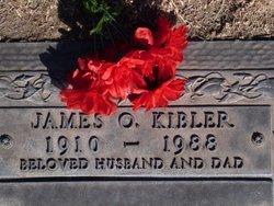 James Otto Kibler