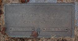 Wynona <i>Brim</i> Bell