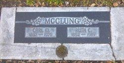 Carl Mitchell McClung