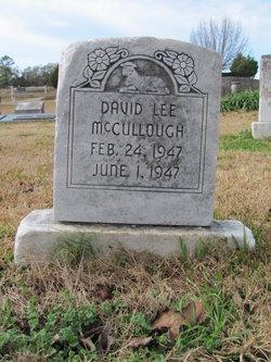 David Lee McCullough