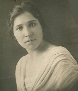 Florence Edith <i>Brake</i> Tougas
