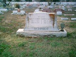 Bud F. Schmidt