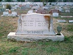 Emma <i>Emken</i> Schmidt
