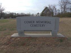 Comer City Memorial Cemetery