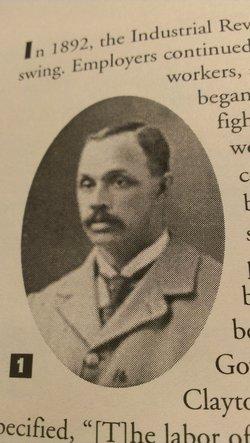 Henry Edward Burris