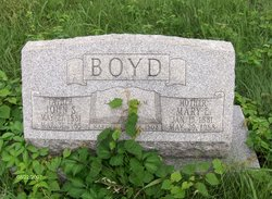Mary E. <i>Cramer</i> Boyd