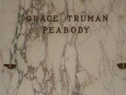 Grace Truman <i>Gray</i> Peabody