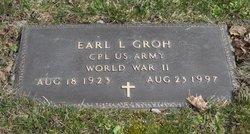 Earl L Groh