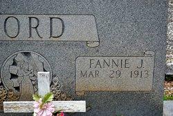 Eliza Fannie Lee Jones