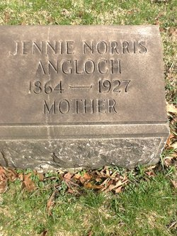 Jennie <i>Norris</i> Angloch