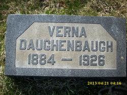 Verna Pearl <i>Dickson</i> Daughenbaugh