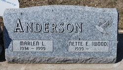 Marlen L Anderson