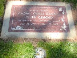 Cliff Osmond